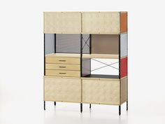 Eames Storage Units ESU Bookcase web