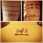 Instagram photos for tag #sistertattoos | Statigram