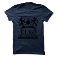 ELKO - TEAM ELKO LIFE TIME MEMBER LEGEND  - #tee itse #cropped sweater. GET YOURS => https://www.sunfrog.com/Valentines/ELKO--TEAM-ELKO-LIFE-TIME-MEMBER-LEGEND-.html?68278