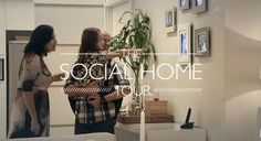 Raising the bar through Social Interaction at a property inspection - Carvalho Hosken - The Social Home Tour Communication, Interactive Walls, Real Estate Video, Brand Advertising, Sales Strategy, Family Album, Real Estate Companies, Public Relations, Facebook