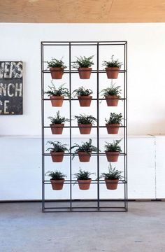 Vertical Garden by Joost. would like this in front of my slider door.