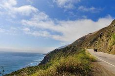 Speaking of the PCH (Pacific Coast Highway), this is what you look at as you drive on it.