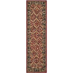 Found it at Wayfair - Anatolia Red Area Rug