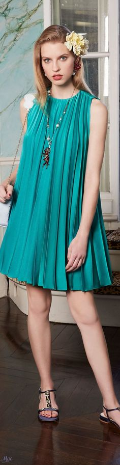 @roressclothes clothing ideas   #women fashion dress Resort 2018