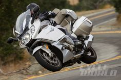 2014 BMW K1600GTL Exclusive – First Ride BMW ups the luxury quotient of its remarkably capable big tourer. - http://www.motorcycle2013.com/motorcycle-news/2014-bmw-k1600gtl-exclusive-first-ride-bmw-ups-the-luxury-quotient-of-its-remarkably-capable-big-tourer.html