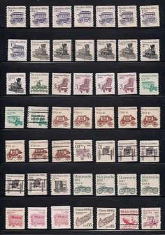 Yep, some more DandeoneStamps  -- Just listed on eBay..  Cheers,   Dave