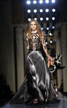 Atelier-Versace... PARIS COUTURE SPRING 2014