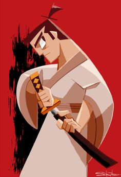 Samurai Jack - Art of Sakiko