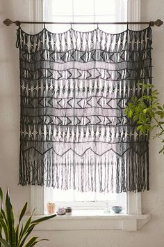 Magical Thinking Kushi Macrame Wall Hanging - Urban Outfitters