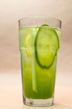 A garden-fresh cocktail recipe, the Celery Cup No. 1 is a delight and it all begins with an organic cucumber vodka.