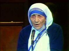 Mother Teresa - Family Prayers