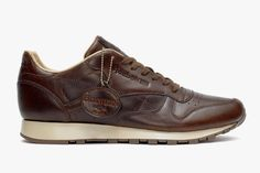 reebok x horween reebok classics.  - home - drip cult - a blog about men's fashion, food, music, art, & lifestyle