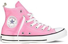 Converse Unisex Chuck Taylor Hi Top Canvas Shoes (7.5 men/ 9.5 women) - Converse chucks for women (*Amazon Partner-Link)