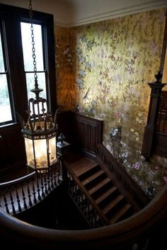 David Dangerous: Penny Dreadful - Interiors