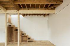アーキラボ・ティアンドエム 『CYHR』 築42年の中古住宅をリノベーション http://www.kenchikukenken.co.jp/works/1110939585/129/