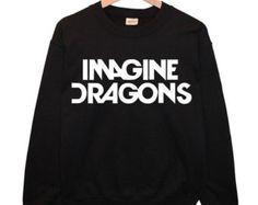 262dd739122f5 Imagine Dragons Tumblr Tour Sweater top sweatshirt hoodie t shirt fashion  cool tumblr hipster men womens