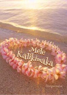 Mele Kalikimaka! - Merry Christmas in Hawaiian