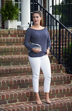 Nautical Stripes for the 4th of July