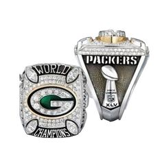 2010 Green Bay Packers Super Bowl Championship Ring