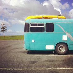 #bus #van #vanlife #camper #camping #kayak #roadtrip - @lievevandenbosch- #webstagram