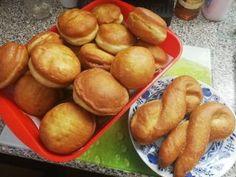 Koblihy recept | na masopustní pochoutku | jitulciny-recepty.cz Pretzel Bites, Food And Drink, Bread, Brot, Baking, Breads, Buns