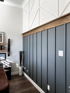 Modern wall accent Wood Accent wall Modern Transitional herringbone Board and Batten bedroom interior design Home Renovation, Home Remodeling, Accent Wall Bedroom, Accent Walls In Living Room, Kitchen Accent Walls, Dining Room Feature Wall, Accent Wall Decor, Feature Wall Bedroom, Accent Wall Designs