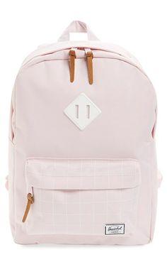 Herschel Supply Co. 'Heritage' Backpack (Girls)