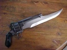 Gun or Knife? Is it too much to ask for both?