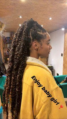 Dope Hairstyles, Braided Hairstyles, Black Girl Magic, Black Girls, Hair Tips, Hair Ideas, Lianne La Havas, Hair Laid, Faux Locs