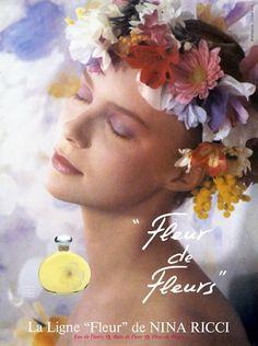 Nina Ricci Parfum 1984 ''Fleur de Fleurs'' - Photo Didier Roy