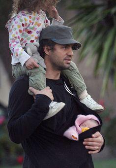 Mark e as filhas
