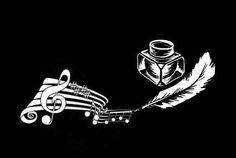 So sieht das aus, wenn Musik und Wort sich finden Peace, Literature, Music, Room