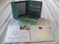 96dd074718d Tiffany Inspired Wedding Invitations (Part 1)