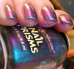 Sally Hansen: Nail Prisms - Turquoise Opal