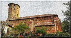 Montégut - Landes - Est ce un clocher-tour ou une tour-clocher ?