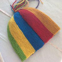 Ravelry: imajypsee's Garter Stitch Big Top Hat