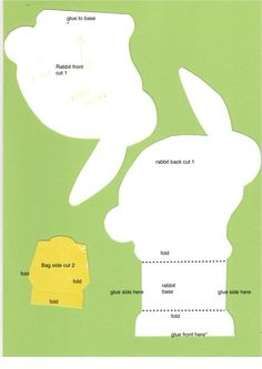 BUNNY PRINT OUT