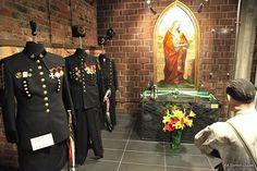 SCK Park Tradycji Siemianowice Śląskie - obraz św. Barbary (galeria: 10)