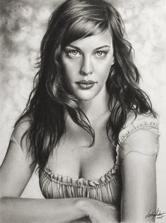Ultimate collection of celebrities pencil art [75 drawings] | Web Design Burn
