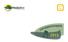 badge nieuwjaarsreceptie MediaNet