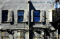 Galveston Island Alley Art 2