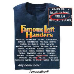 For lefties :)