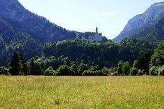 """Castle de Neuschwanstein""."