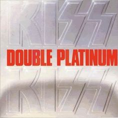 The second KISS album I ever bought. Special silver printed double LP - I might have to buy this one again...