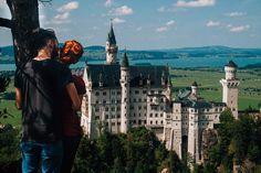 Neuschwanstein e Hohenschwangau, os castelos mais famosos da Alemanha