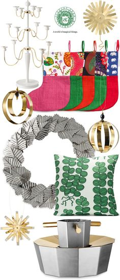 Svenskt Tenn Christmas Decorations