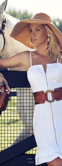 Diamond Cowgirl ~ Ana Hickmann