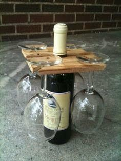diy housewarming... would be cute with sparking cider too!