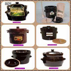 2013 de alta calidad gairtopf 5L alemán Fermentación Olla esmaltada Fermenting Jars, Fermentation Crock, Pottery Pots, Survival Supplies, Fermented Foods, Pottery Studio, Clay Pots, Stoneware, Container