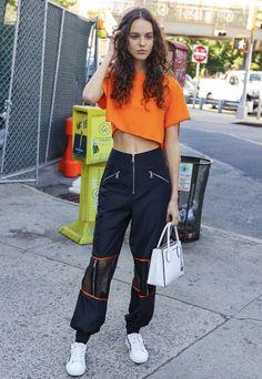 85f2e63a1b New York fashion week 2017 street style
